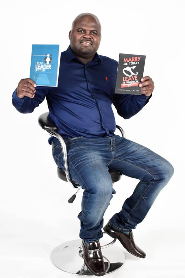 OUR VERY OWN AUTHOR